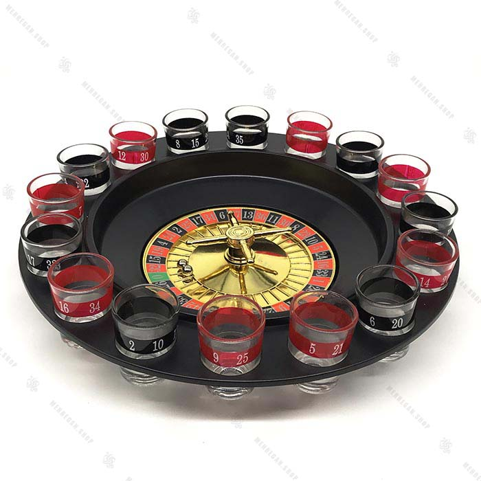 بازی رولت شات 16 تایی Roulette Shot