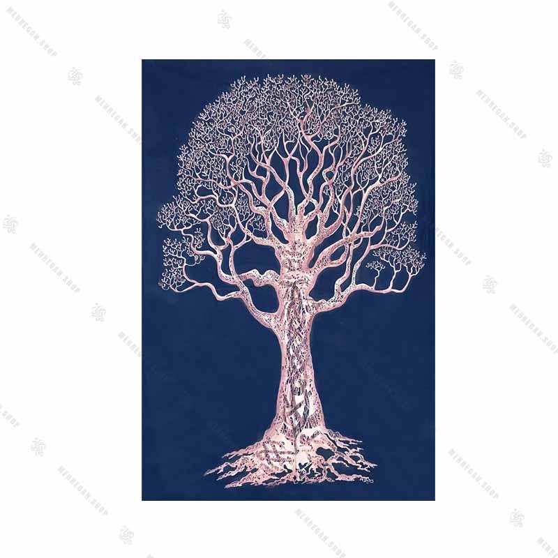 بک دراپ درخت زندگی Tree of Life