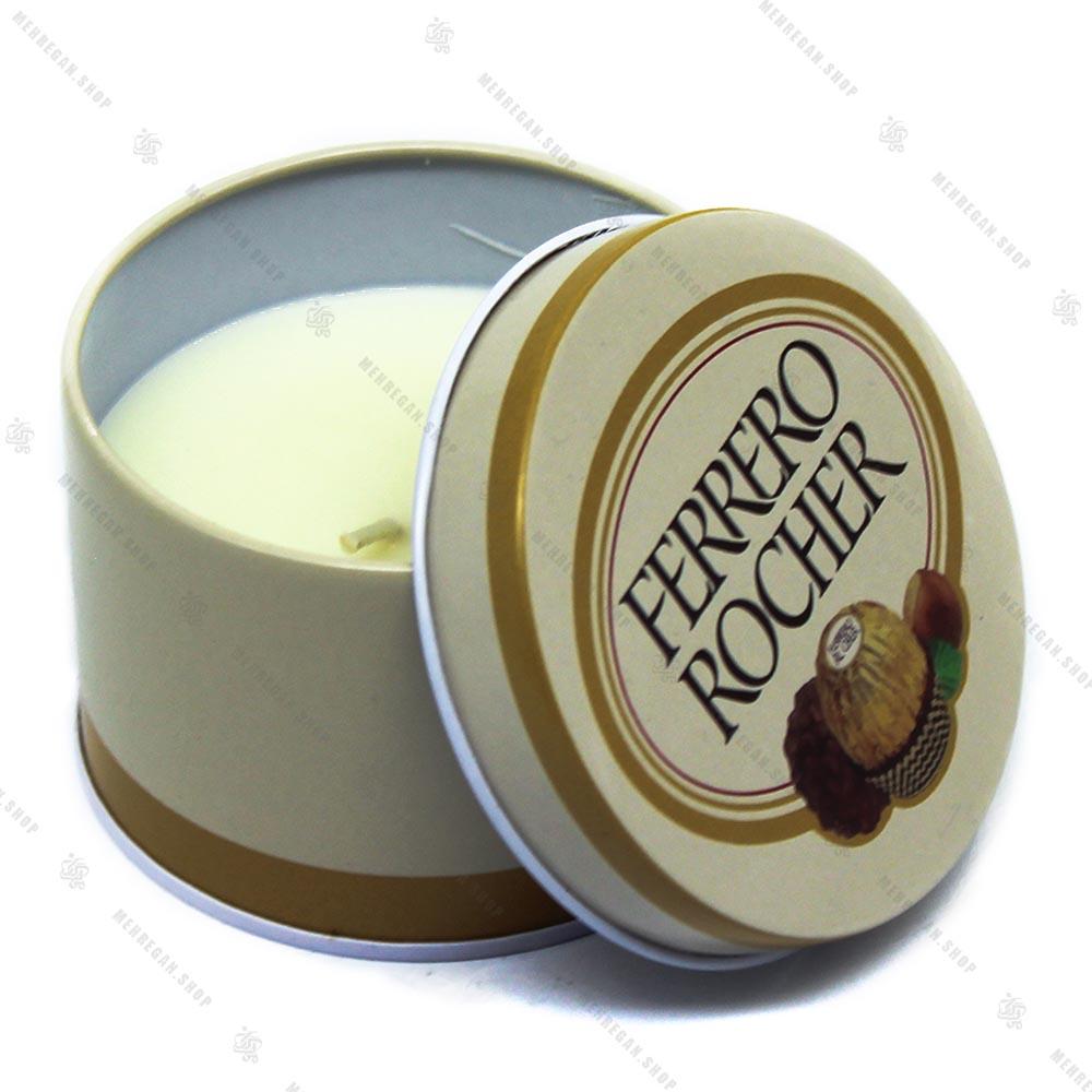 شمع معطر مدل Ferrero Rocher