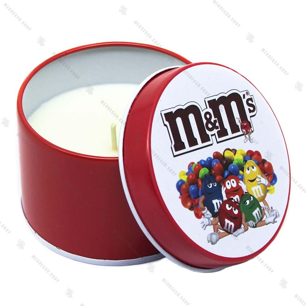 شمع معطر مدل M & M