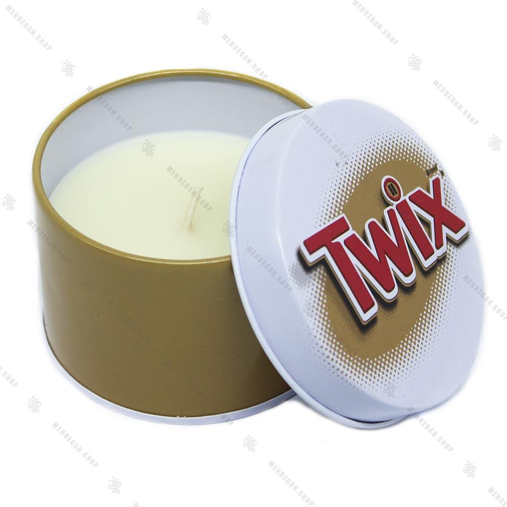 شمع معطر مدل Twix