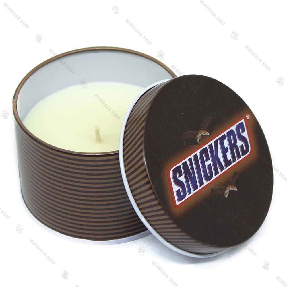 شمع معطر مدل Snikers