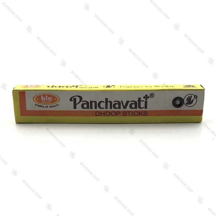 عود گیاهی گرم ملایم پانچاواتی Panchavati