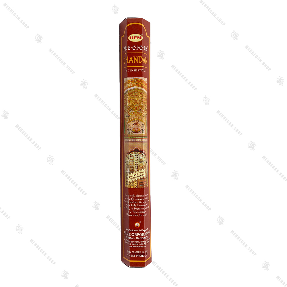 عود شاخه ای چاندان هِم HEM Chandan Incense Stick