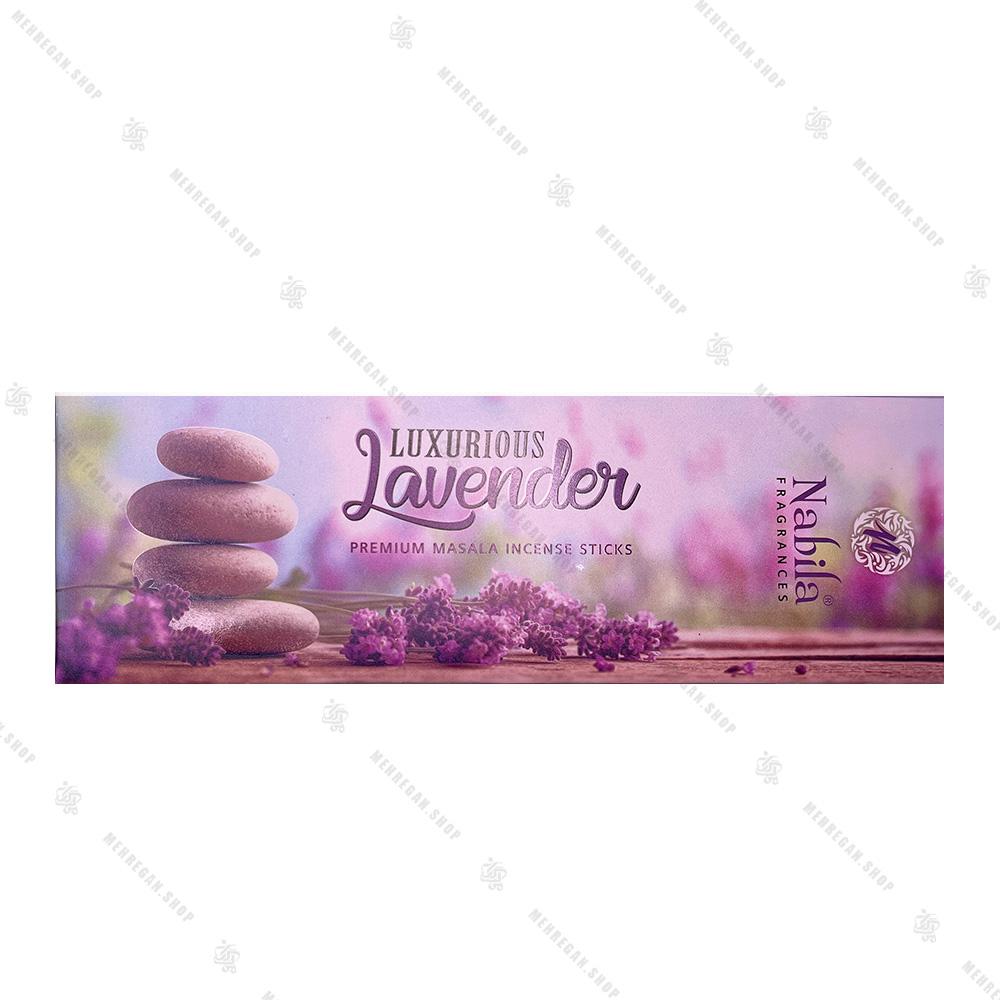 عود دست ساز لوندر (اسطوخودوس) 50گرمی Lavender