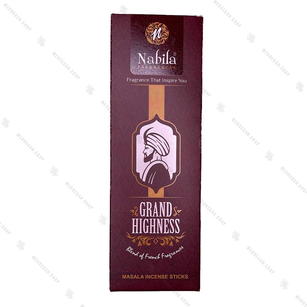 عود دست ساز گرند هاینس Grand Highness مدل 50 گرمی