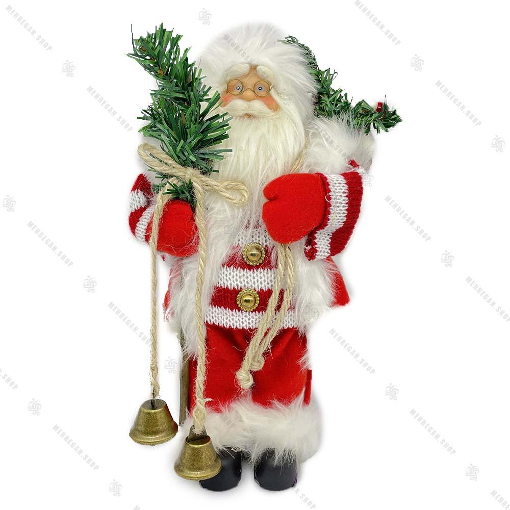 عروسک بابانوئلمدل زنگوله