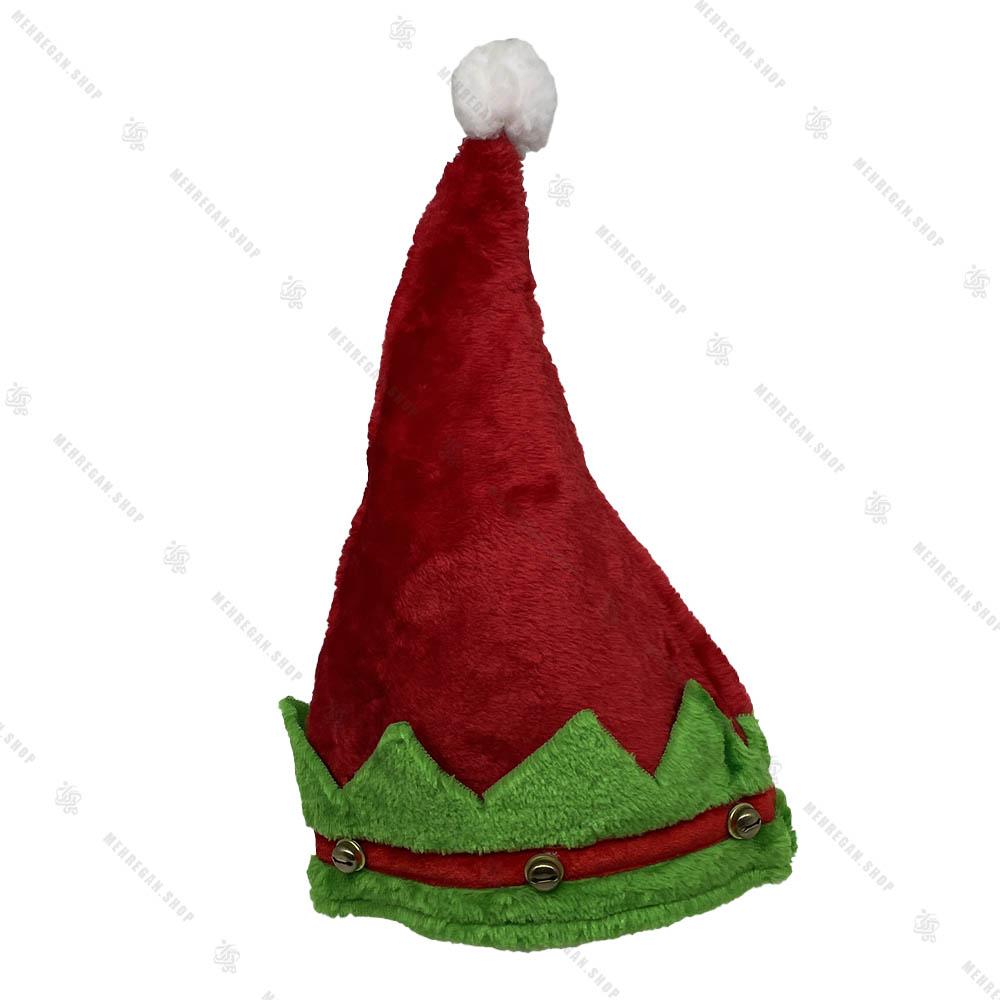کلاه بابانوئل زنگوله دار