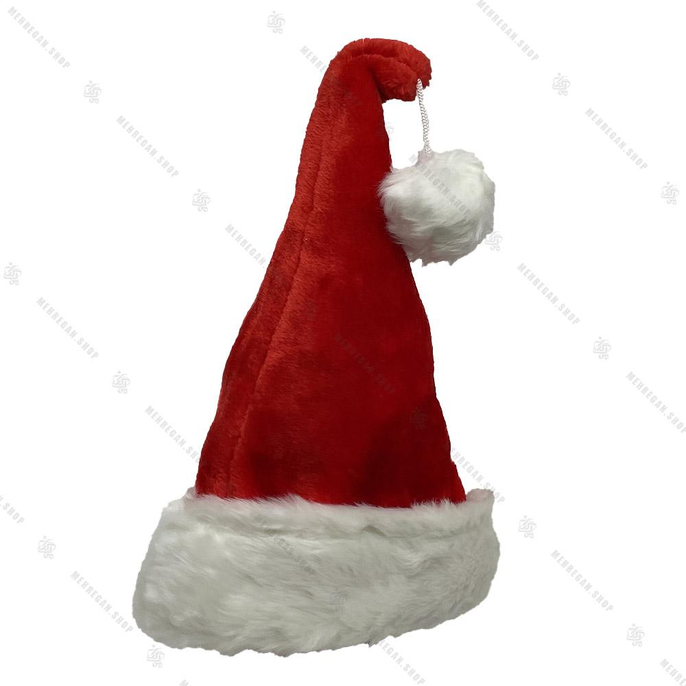 کلاه بابانوئل طرح اورجینال