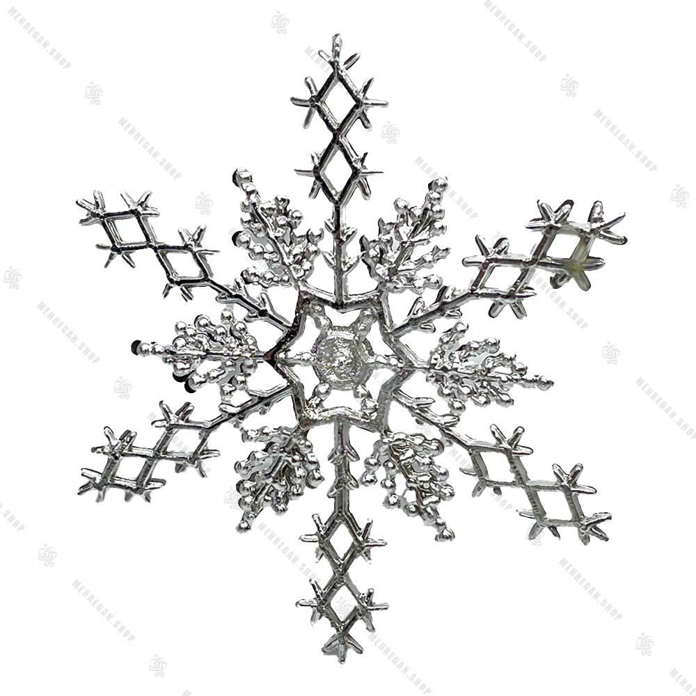 تک آویز کریسمس طرح ستاره (کپی)