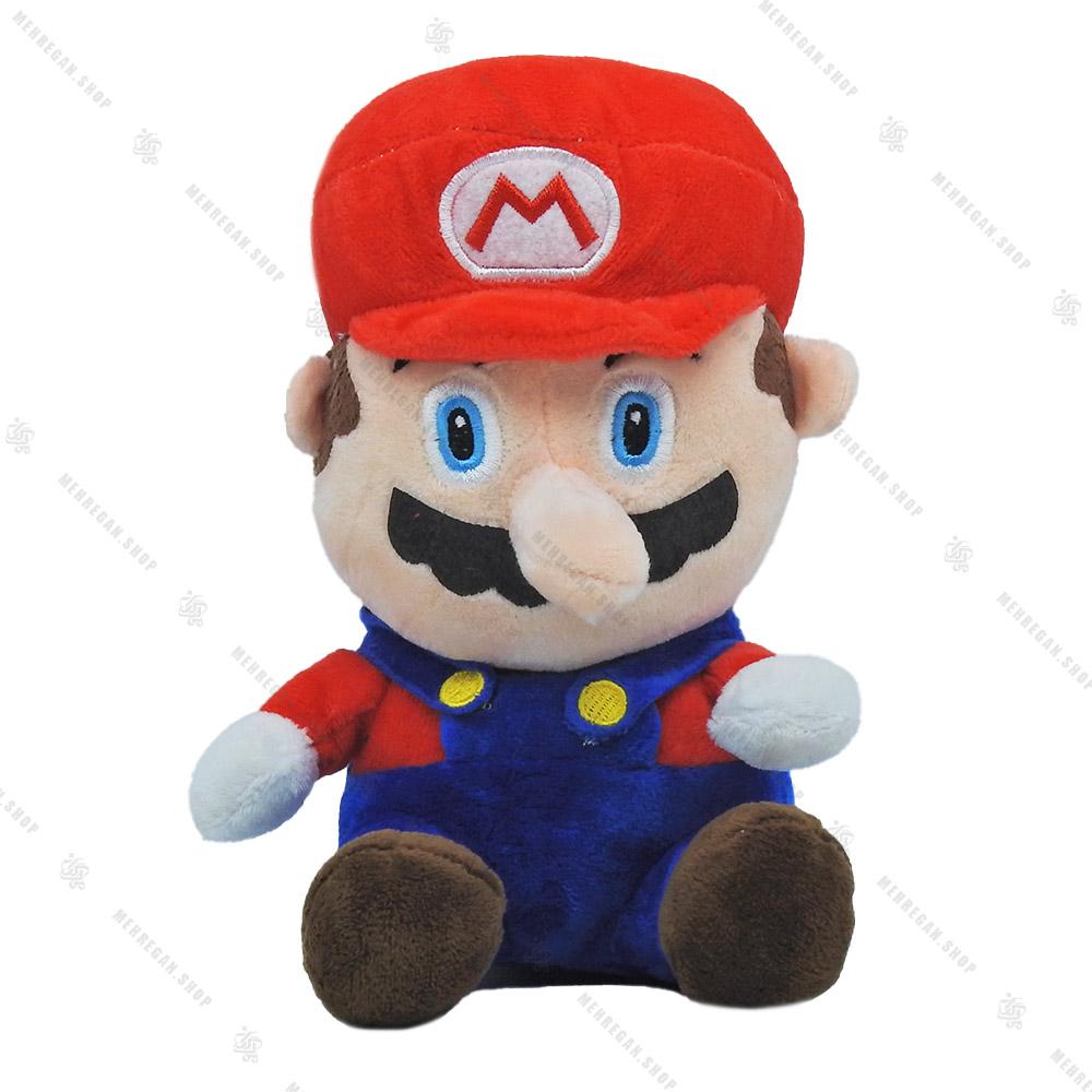 عروسک پولیشی سوپر ماریو کلاه قرمز