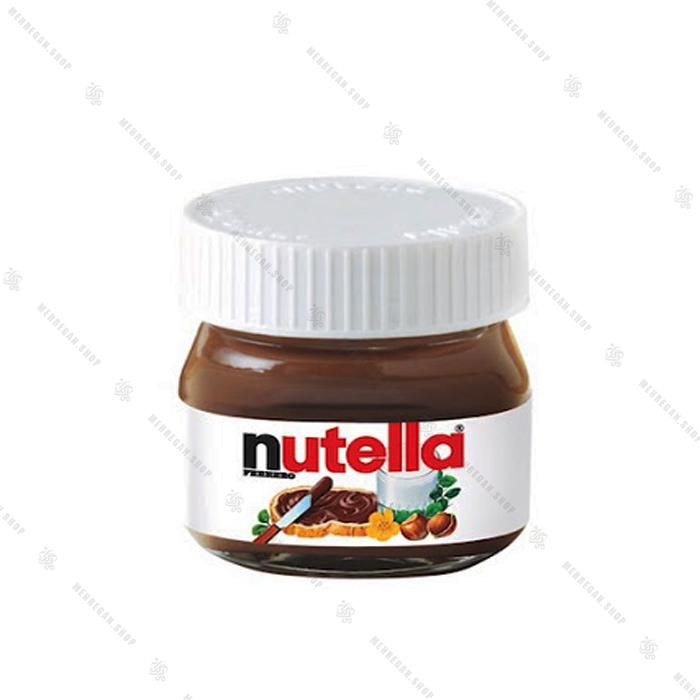 شکلات صبحانه 25 گرمی نوتلا Nutella Mini