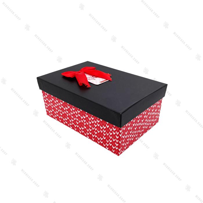 جعبه کادوئی پاپیون دار در 10 سایز مختلف