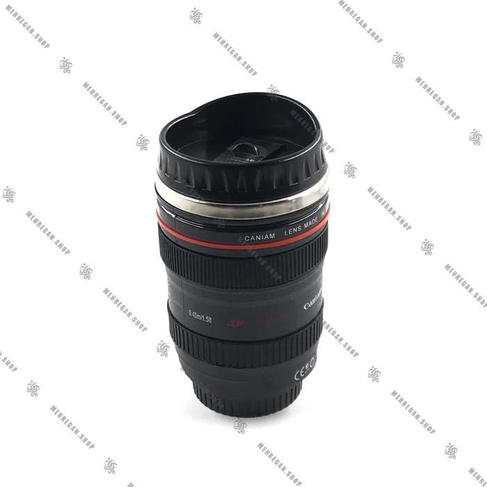 ماگ طرح لنز دوربین لبه دار Caniam 24-105