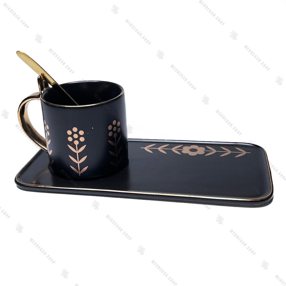 ست سه تیکه قهوه خوری سرامیکی سفید (کپی)