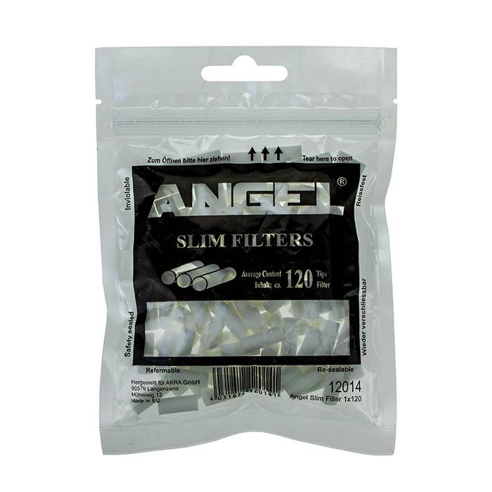 فیلتر سیگار اسلیم انجل 120 عددی Angel Slim