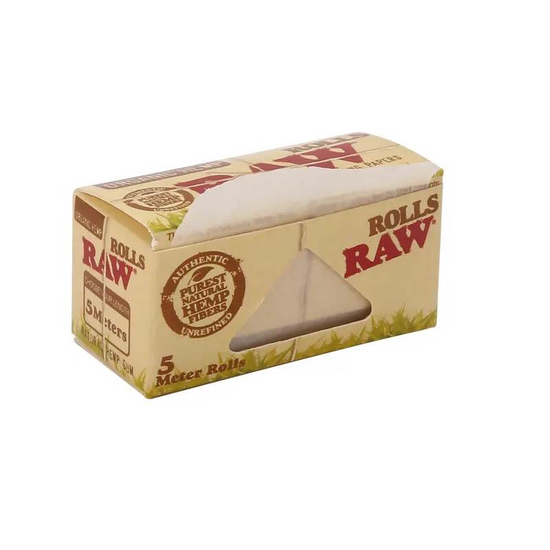کاغذ سیگار پیچ متری RAW Rolls