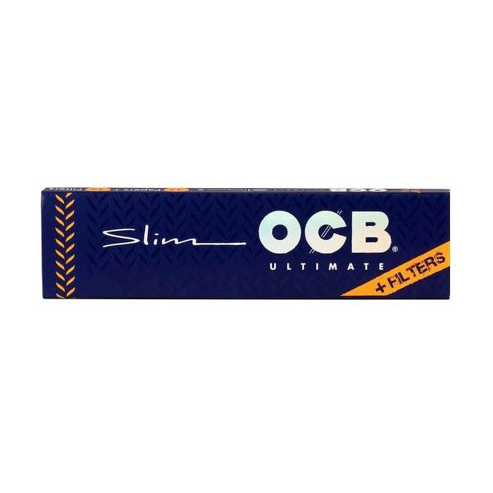 کاغذ سیگار پیچ فیله دار اسلیم OCB Ultimate