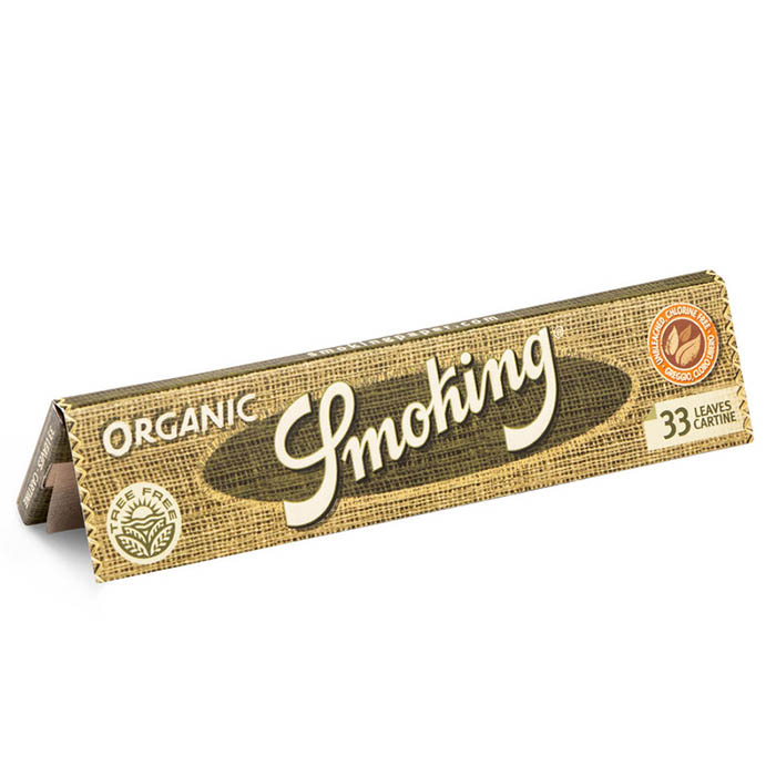 کاغذ سیگار پیچ اسموکینگ ار Smoking Organic