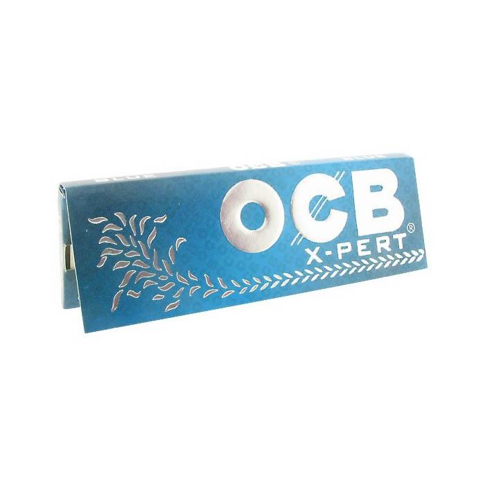 کاغذ سیگار پیچ کوتاه آبی OCB X-PERT Blue