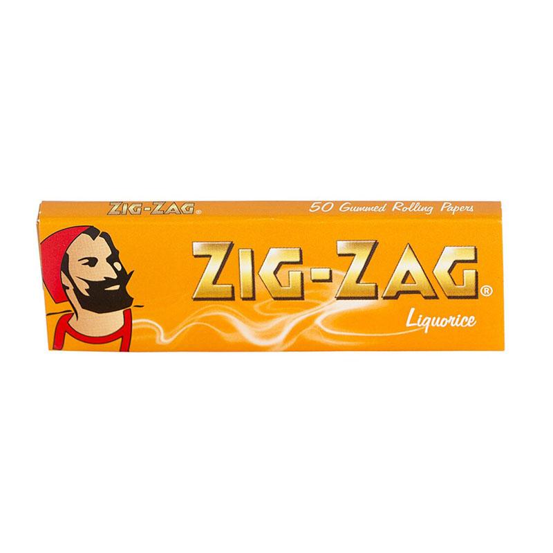 کاغذ سیگار پیچ زیگ زاگ ZIG ZAG