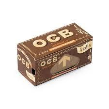 کاغذ سیگار پیچ رول 4 متری OCB ارگانیک