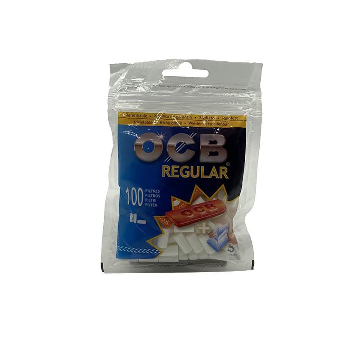 فیلتر سیگار پیچ رگولار به همراه پیپر نارنجی OCB