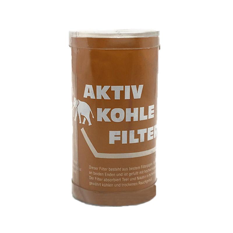 فیلتر زغالی پیپ کوهل 150 عددی KOHLE Filter