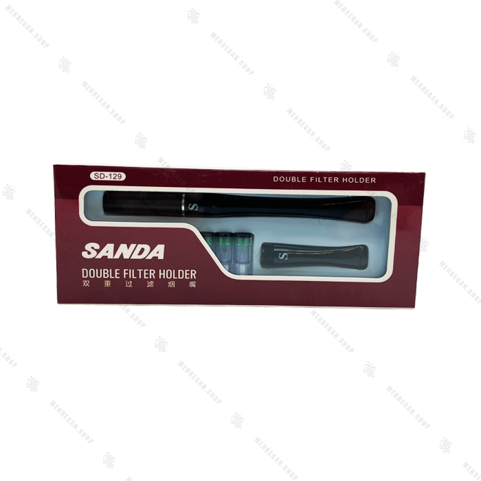 ست چوب سیگار ساندا مدل SD_129 مجموعه 3 عددی