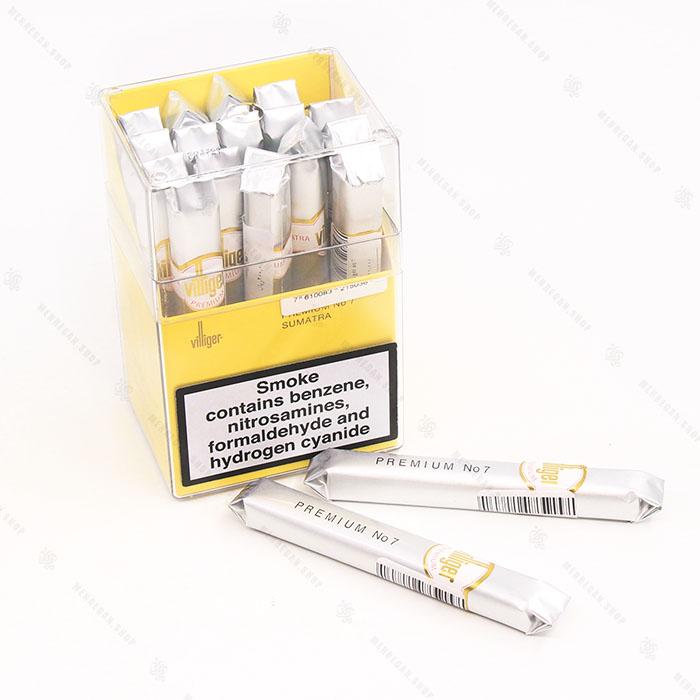 سیگار برگ ویلیجر پریمیوم نامبر 7