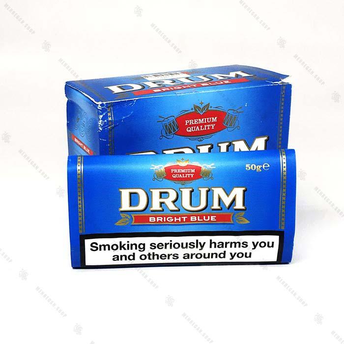 توتون سیگار دست پیچ درام – Drum Bright Blue