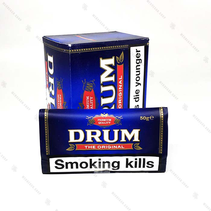 توتون سیگار دست پیچ درام – Drum The Original