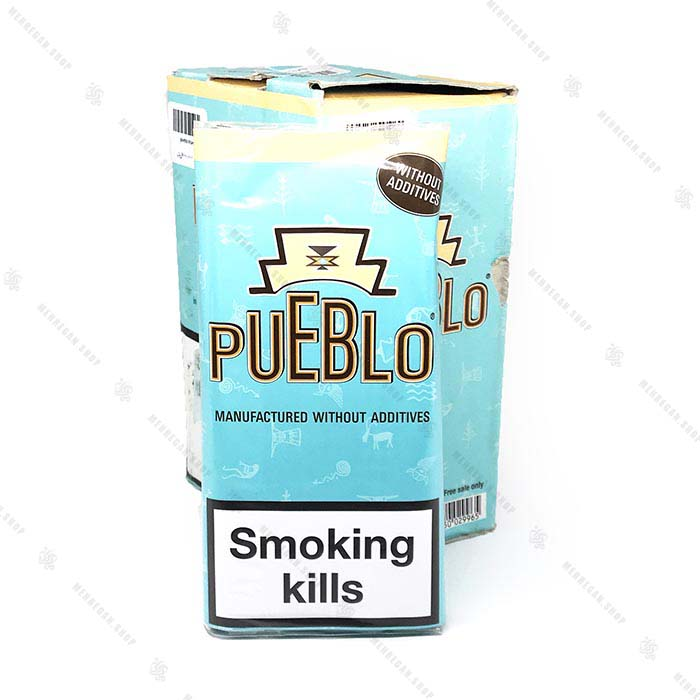 توتون سیگار دست پیچ – Pueblo Fine cut Tobacco