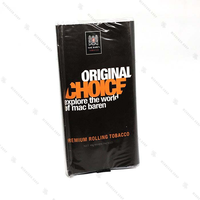 توتون سیگار مک بارن چویس اورجینال Mac Baren Choice