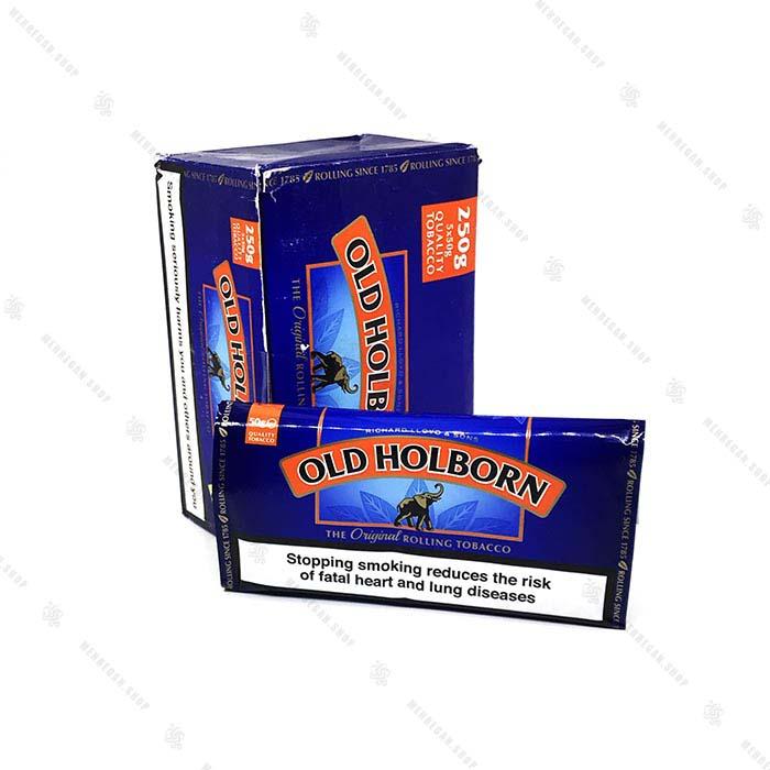توتون سیگار دست پیچ اولد هولبورن اورجینال – Old Holborn The Original