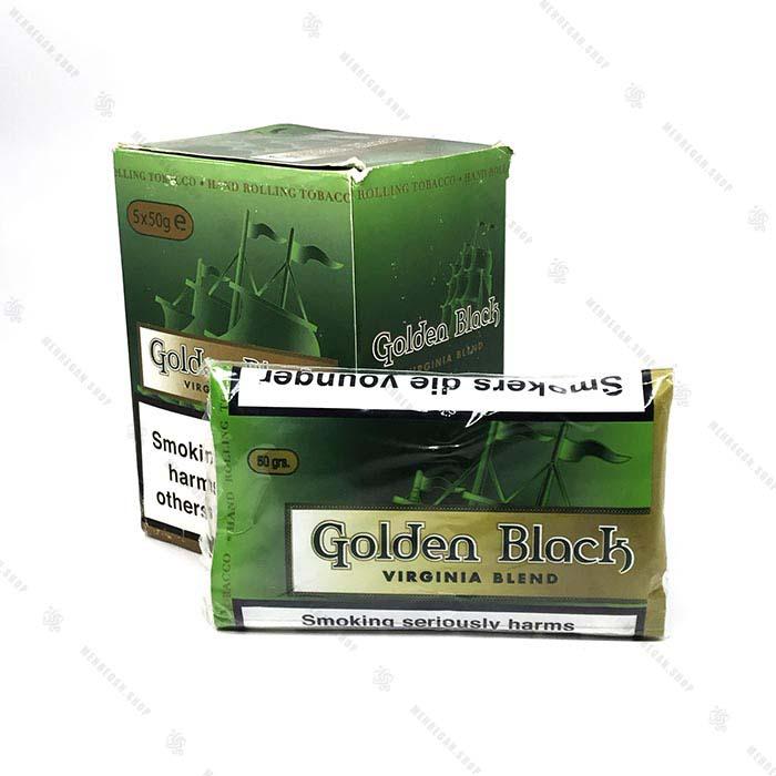 توتون سیگار ویرجینیا بلند – Virginia Blend Golden Black