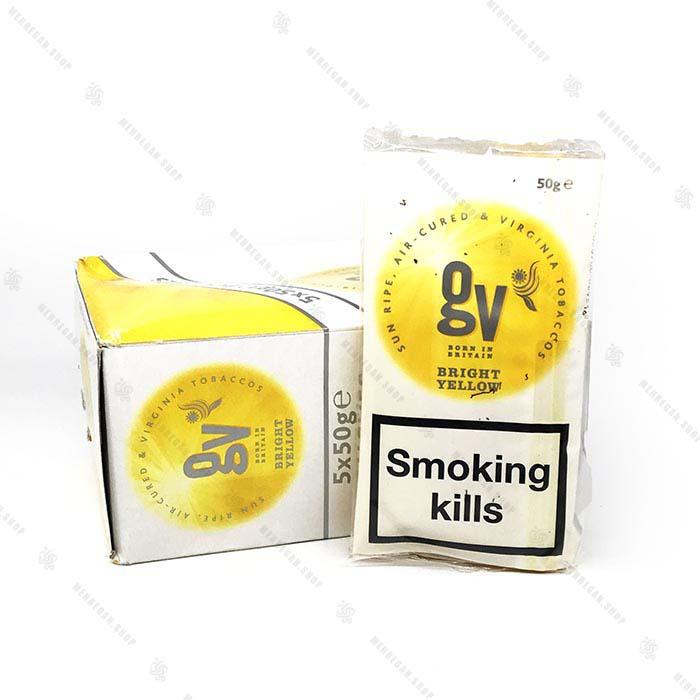 توتون سیگار دست پیچ – gv Virginia Tobacco
