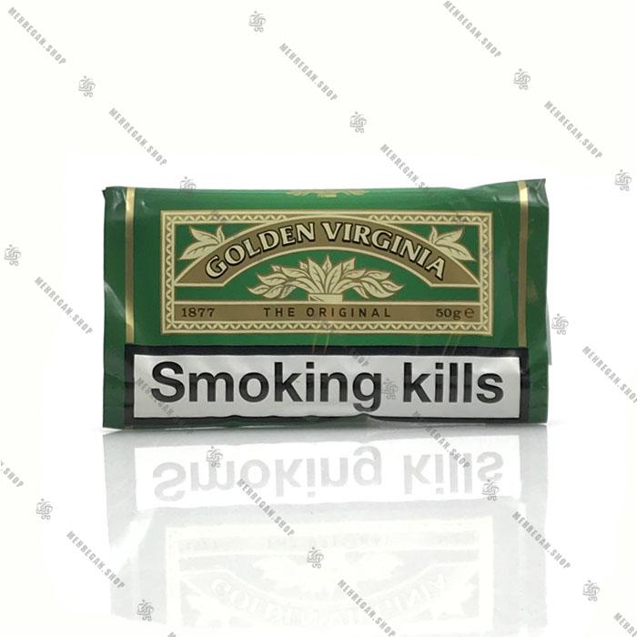 توتون سیگار گلدن ویرجینیا اورجینال Golden Virginia The Original
