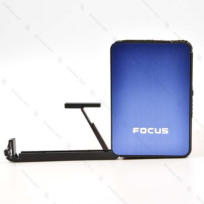 جعبه سیگار با فندک 5 عددی – Focus Cigarette Case and Lighter