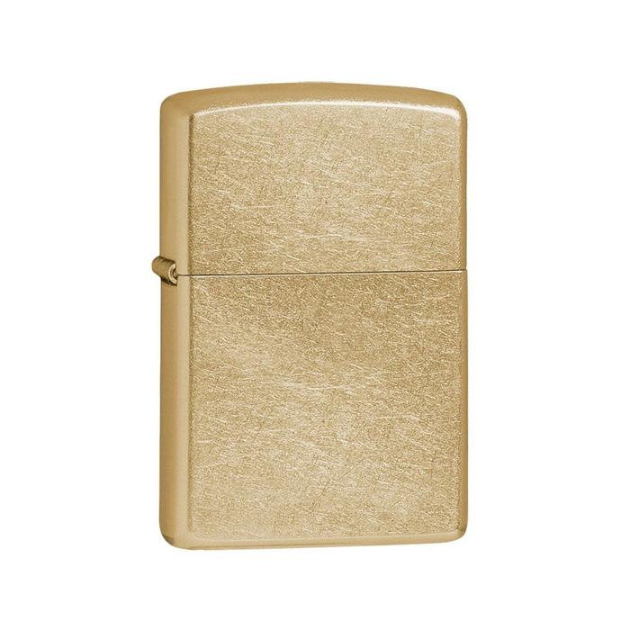 فندک زیپو Zippo مدل REGULAR GOLD DUST