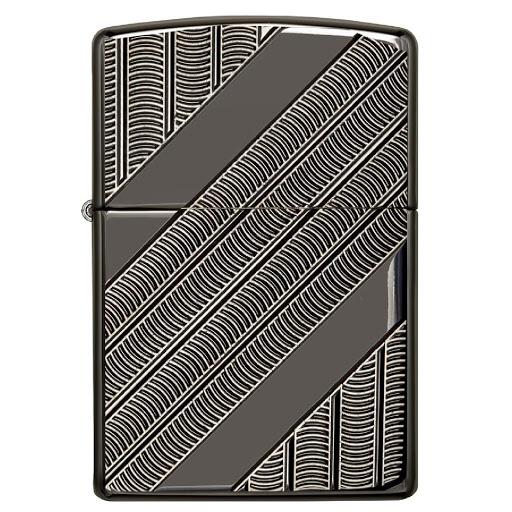 فندک زیپو Zippo مدل Coils کد 29422