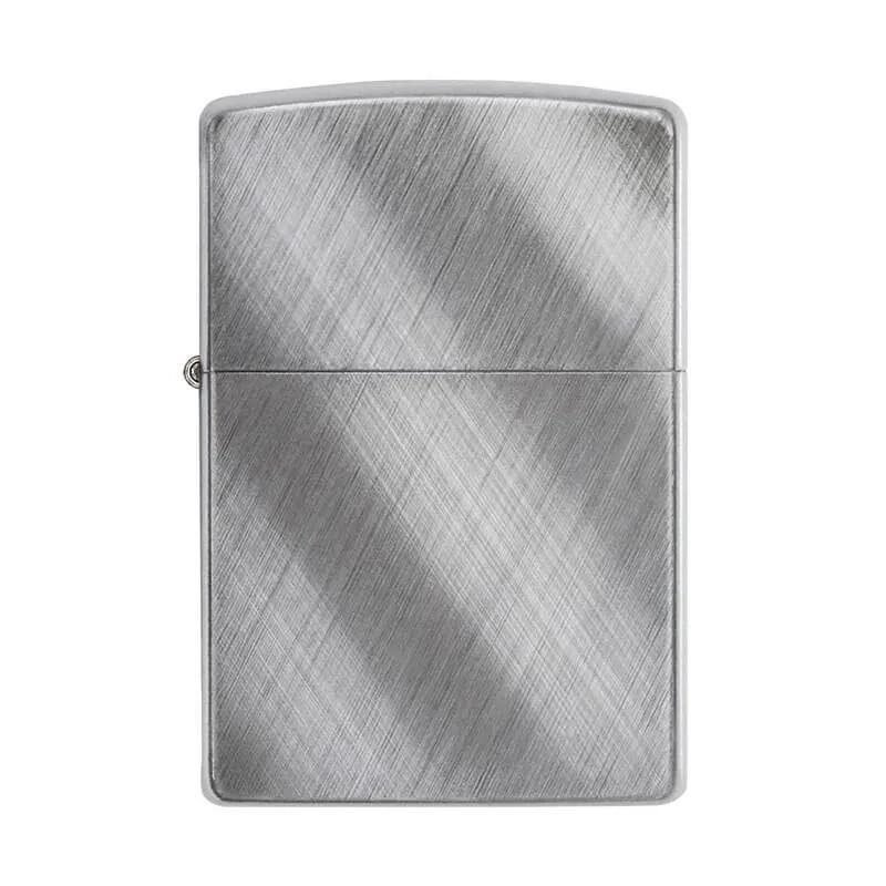 فندک زیپو Zippo مدل Diagonal Weave کد 28182
