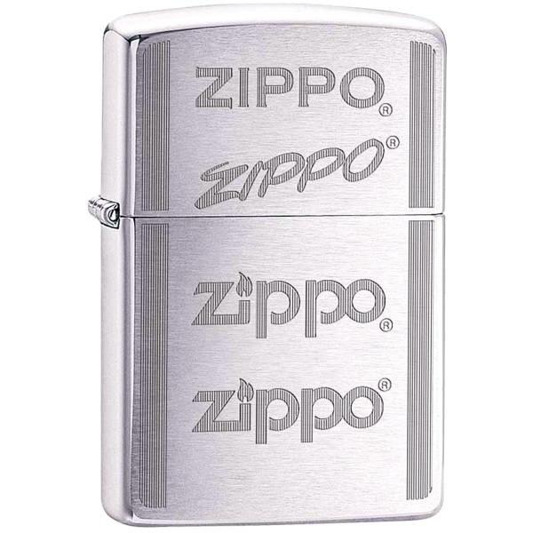فندک سیگار زیپو Zippo مدل Zippo Logo Variation