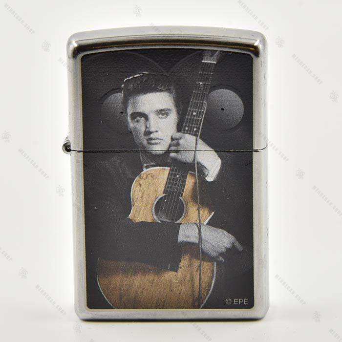فندک سیگار طرح گیتار الویس پریسلی - ELVIS GUITAR