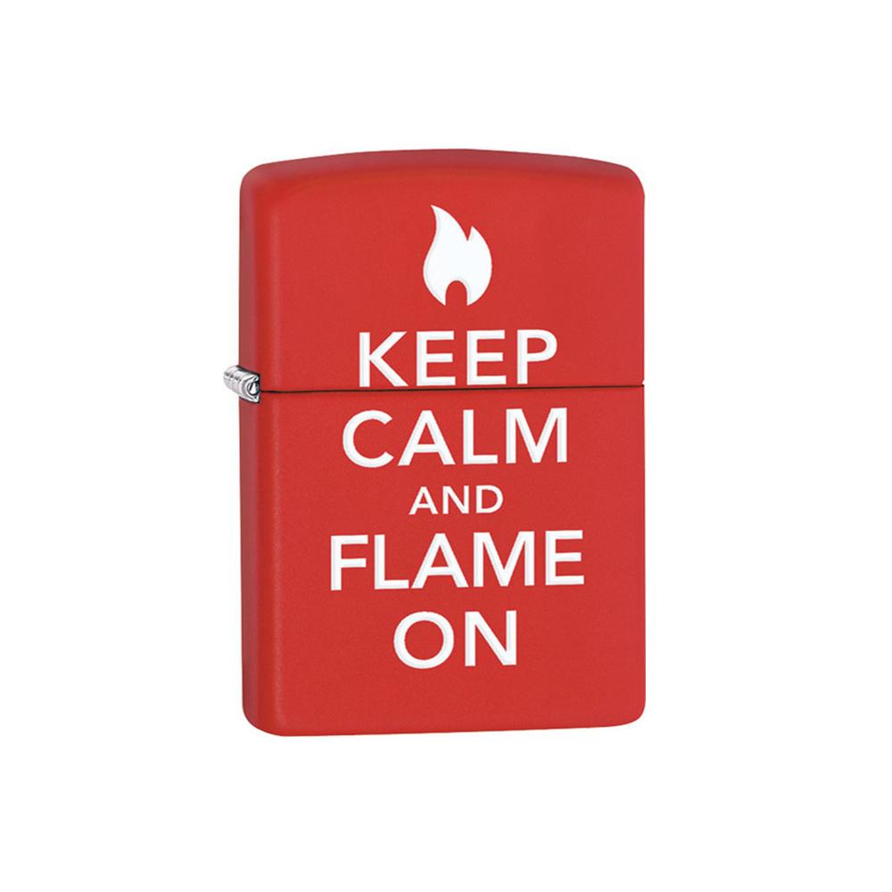 فندک سیگار – KEEP CALM AND FLAME Lighter