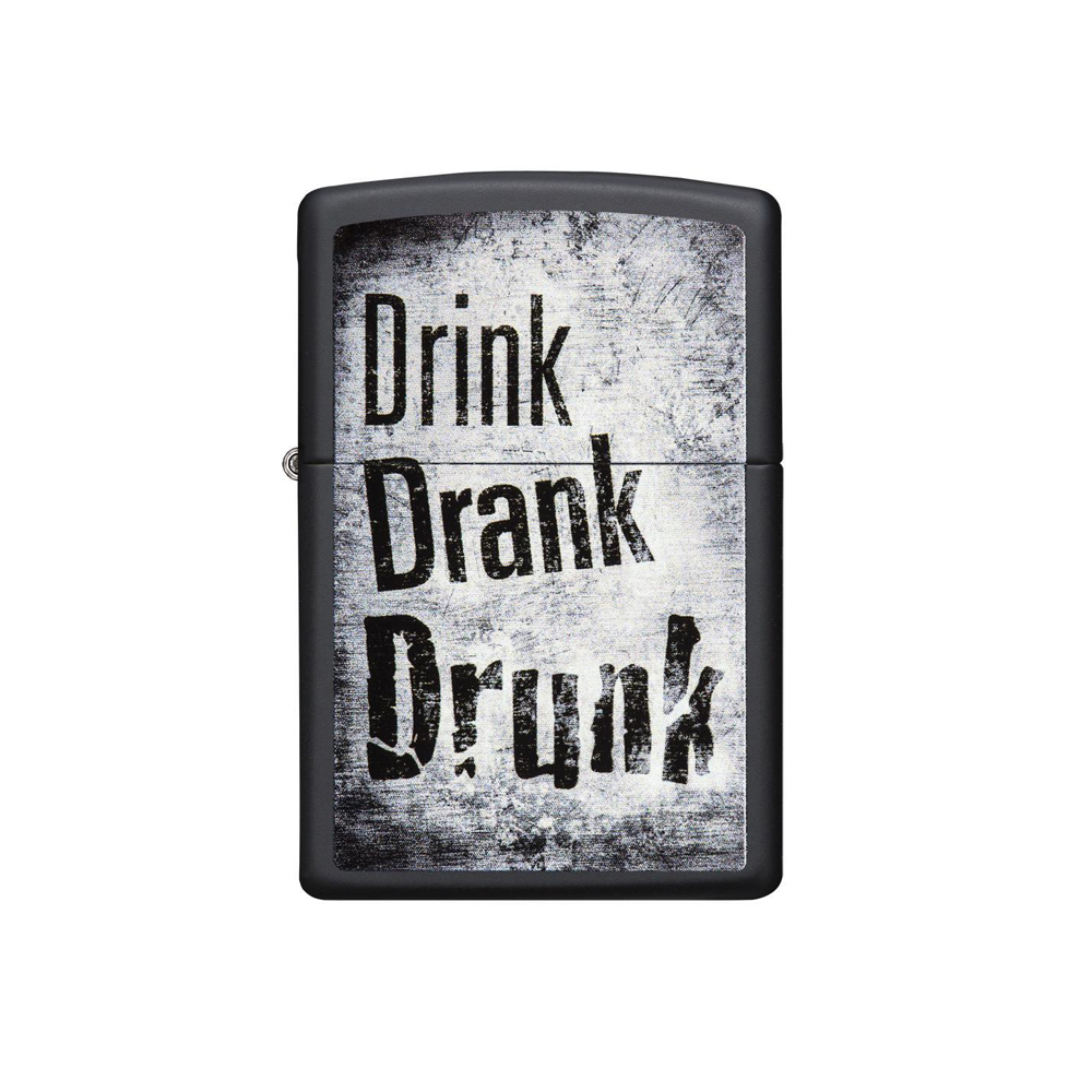 فندک سیگار – DRINK DRANK DRUNK DESIGN