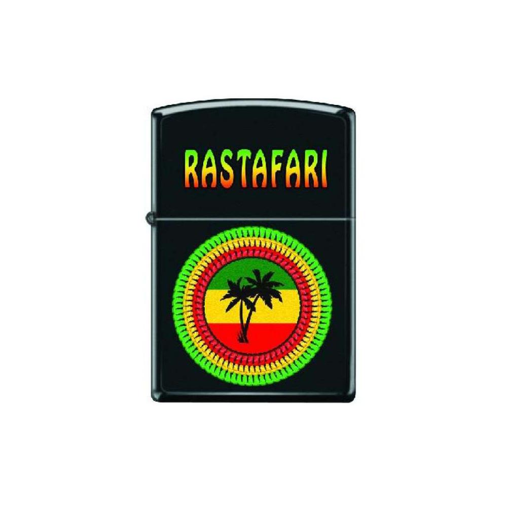 فندک زیپو مدل Zippo Rastafari