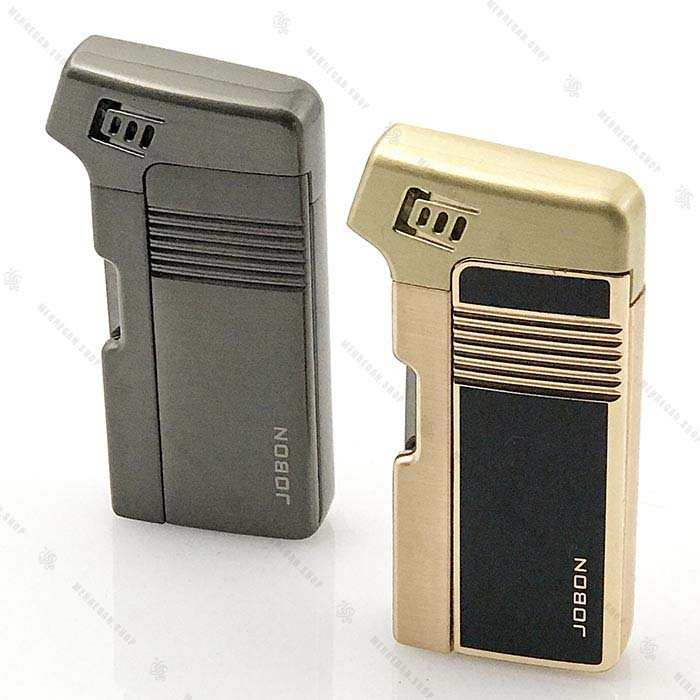 فندک پیپ به همراه تجهیزات پیپ جبون Jobon