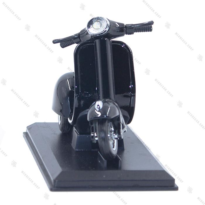 فندک لوکس رومیزی طرح موتور سیکلت Black