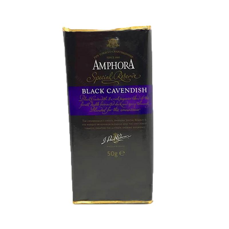 توتون پیپ آمفورا بلک کاوندیش Amphora Black Cavendish